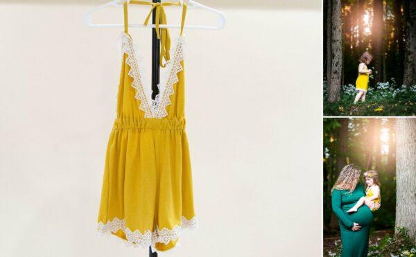 Yellow Tulle Skirt 18m-2T