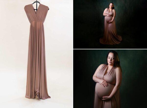 Rosewood Eternity Dress S-XL